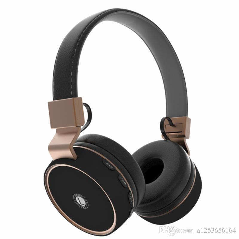 Acquista 2018 Cuffie Stereo Auricolari Bluetooth Stile Nuovo ... 0b4e07ca8b9d