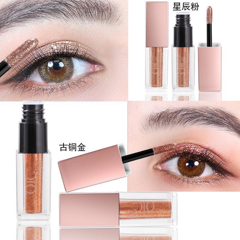 Großhandel 2018 Neue Make Up Farbe Glänzend Diamant Flüssigkeit