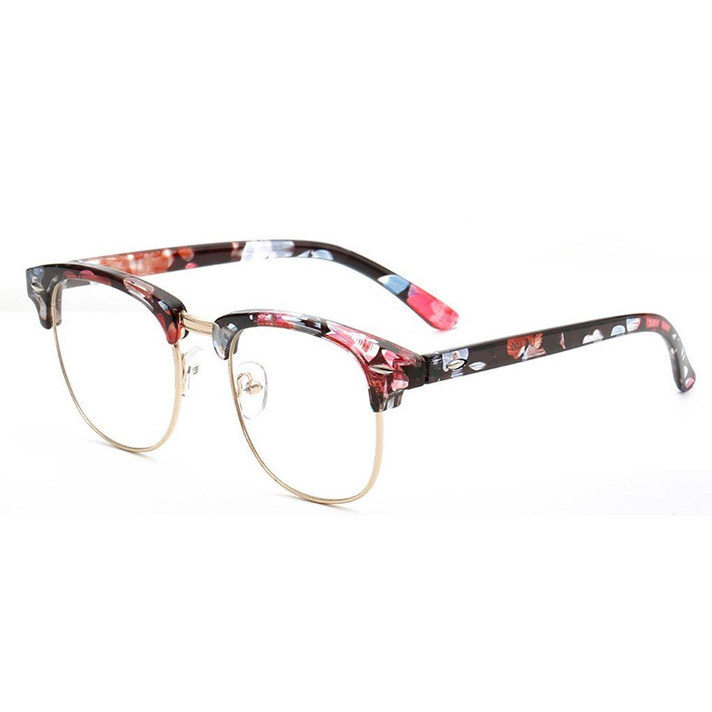 a6b608a808b Unisex Glasses Frame Brand Designer Sunglasses Eyewear Accessories ...