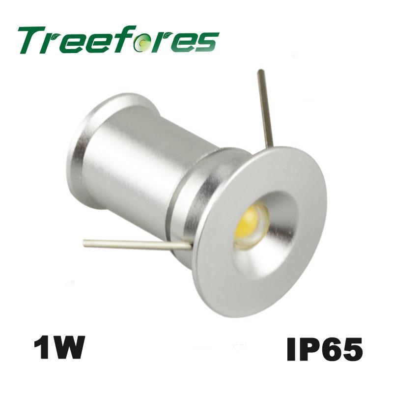 Acheter 1w Dc 12v Ip65 Mini Led Spot Ampoule Ce Rohs Spot Etanche