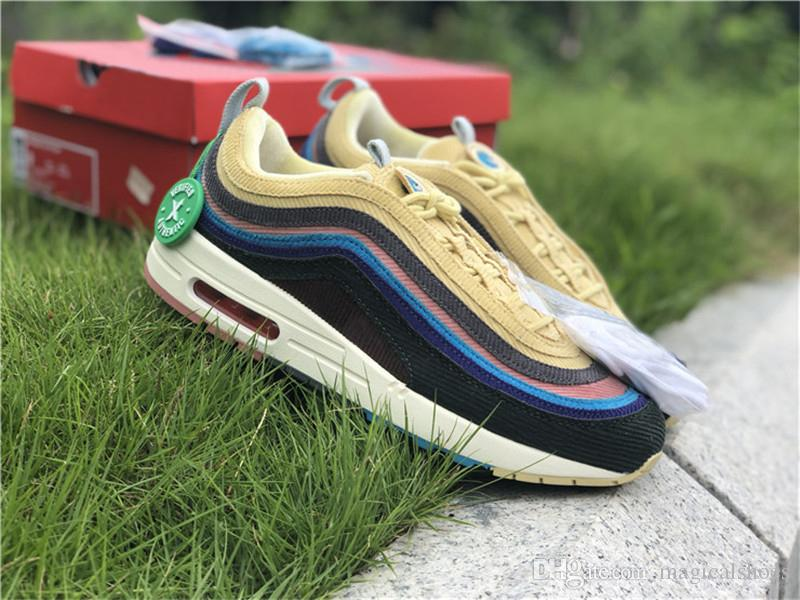 e15b500817 Authentic 2018 Sean Wotherspoon X 1/97 VF SW Hybrid Running Shoes ...