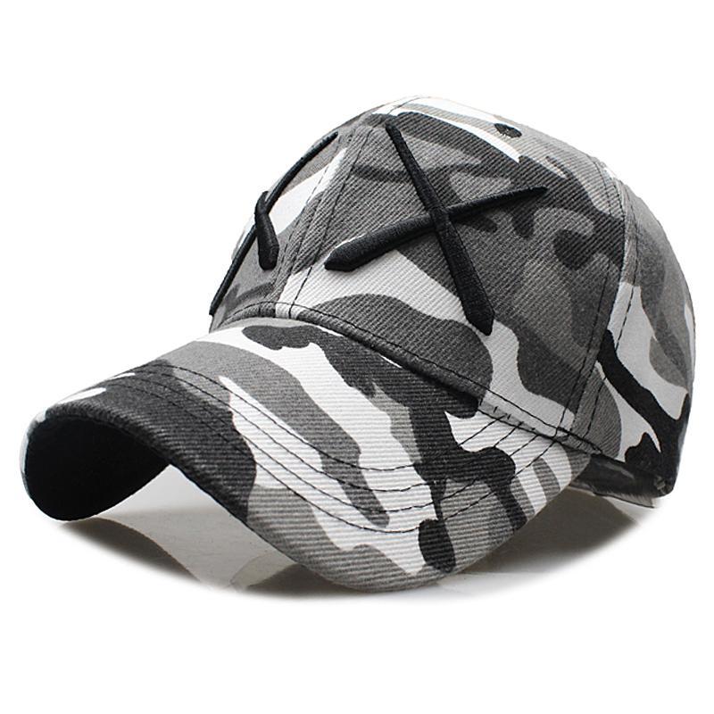 1300df67dc2 Casquette Camouflage Dad Cap Hats For Men Women Cotton Camo Baseball Cap  Outdoor Climbing Hunting Camo Snapback Hats Army Cap Shop Flexfit Caps From  ...
