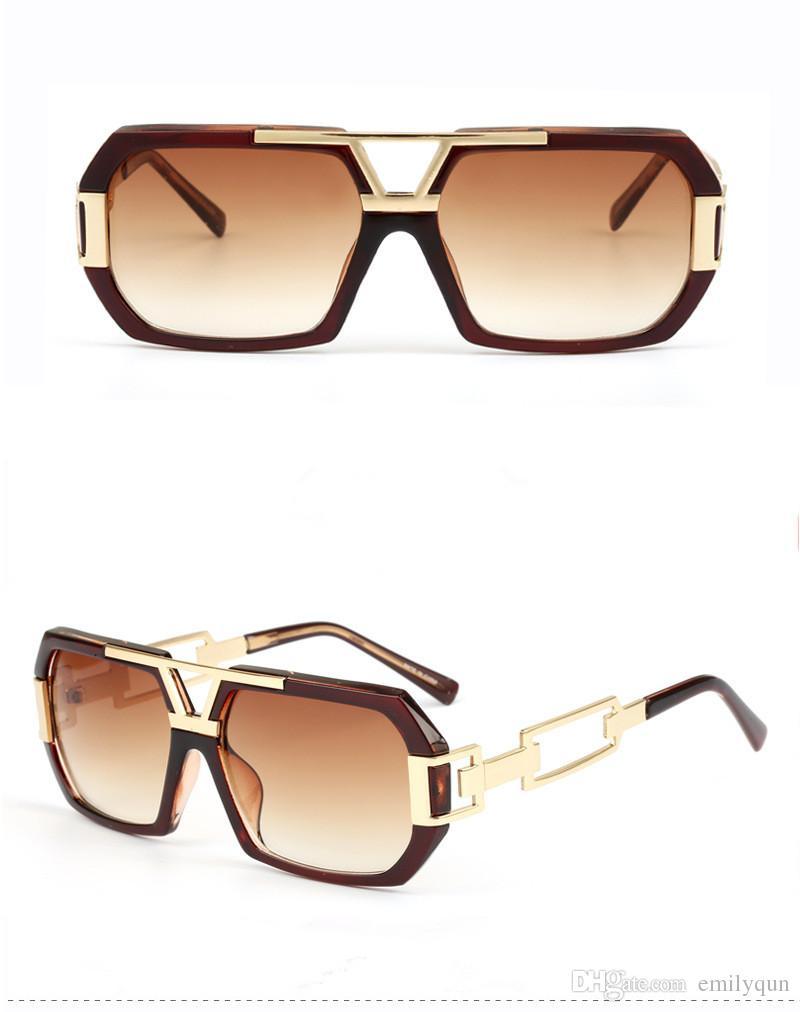 d041b8009b4 Fahion Men Sun Glasses Big Frame Sunglasses For Women Europe And America  Sunglasses Brand Designer Square Frame Eyelasses Optical Glasses Designer  Glasses ...