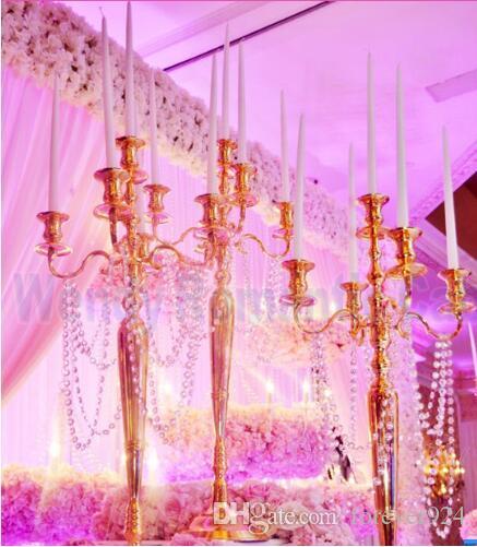grosshandel kandelaber hochzeit tisch dekor gold vintage europaischen stil kerzenhalter luxus legierung handwerk home metall mobel silber geschnitzt