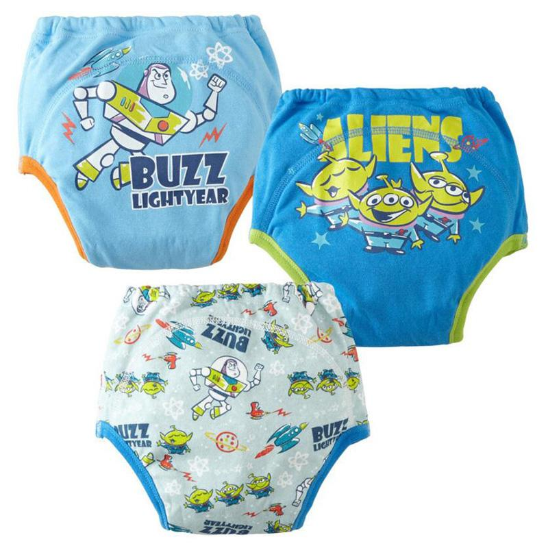 1a1a88571 Waterproof Cartoon Lovely Baby Potty Training Pants Reusable ...