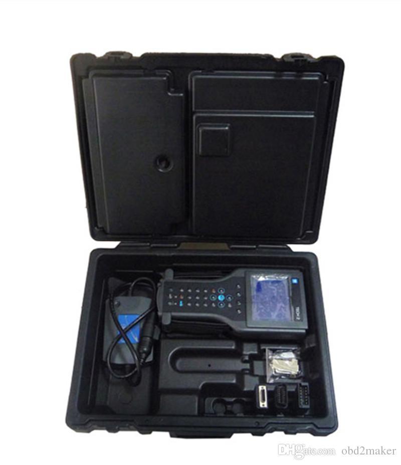 Yüksek kaliteli gm tech2 teşhis aracı için GM / SAAB / OPEL / SUZUKI / ISUZU / Holden V-etronix gm teknoloji 2 tarayıcı ile plastik kutu