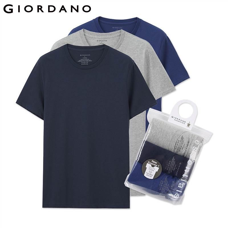 6a30982d796 Men T Shirt Short Sleeves 3 Pack Undershirt Male Solid Cotton Mens Tee  Summer Jersey Brand Clothing Sous Vetement Homme Gag T Shirts T Shirts With  Prints ...