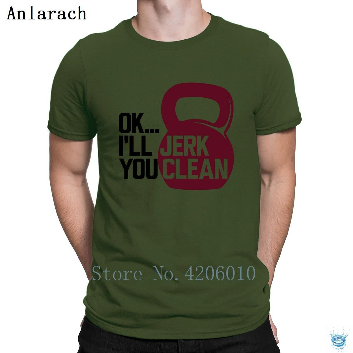 Jerk You Clean Tshirt Websites Printing Cheap Letters T Shirt For