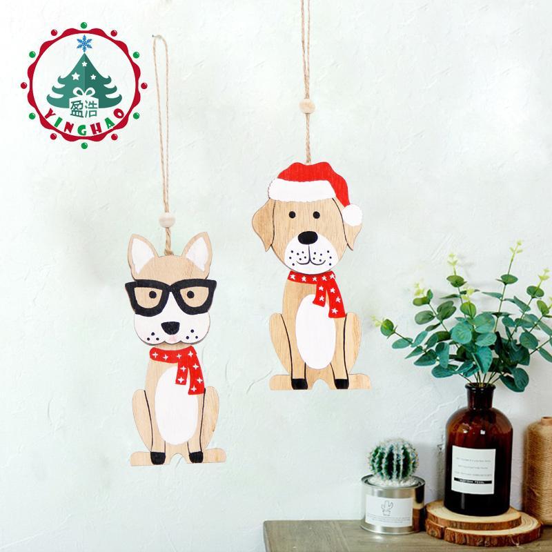 Regali Di Natale Artigianali.Acquista Regali Di Capodanno Palline Di Natale Artigianato Del Cane