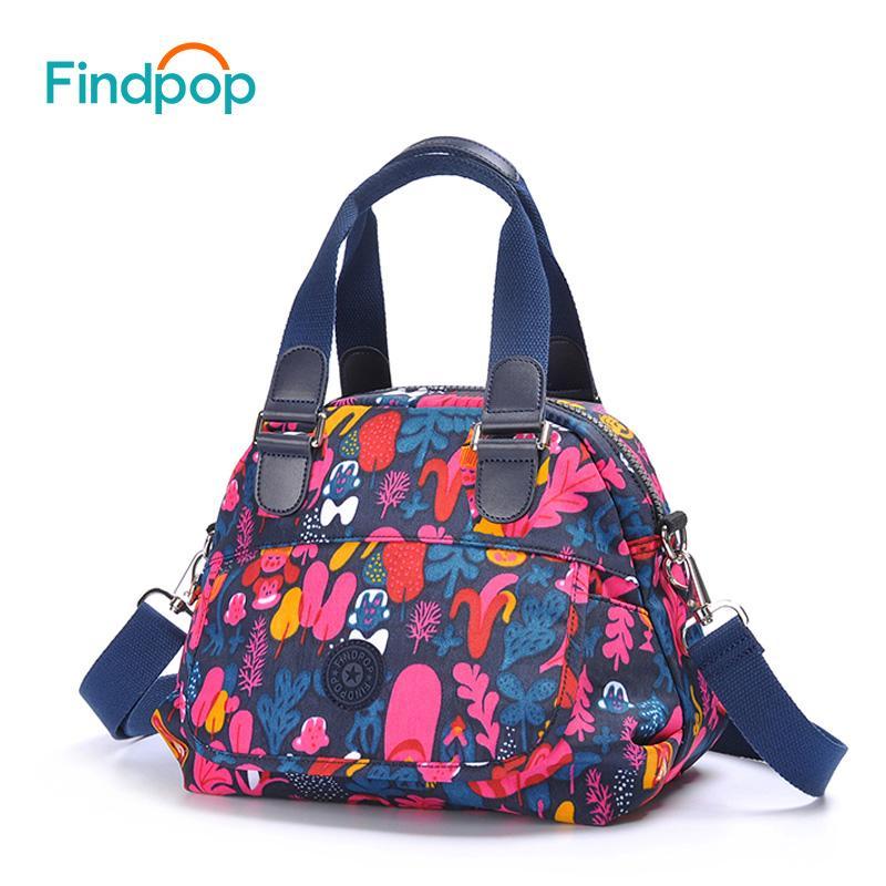 Findpop Brand Women S Handbag 2017 New Fashion Print Shoulder Bag Women  Messenger Bag Canvas Waterproof Bolsos Mujer Monkey Cheap Purses Handbags  For Women ... 6a77e7a0a0