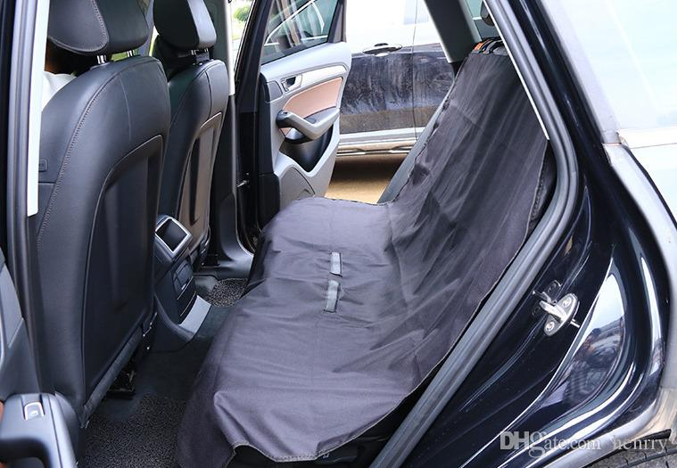 Car Pet Pads Back Seat Covers For Dogs Cats Seats Wear Resisting Waterproof Prevent Scratching Protect Auto Leather