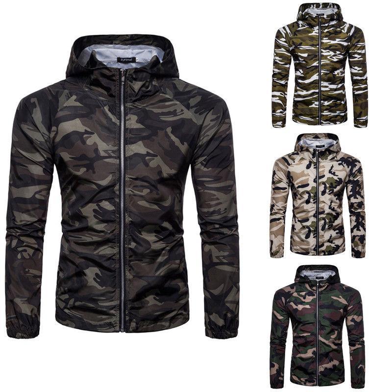 Compre Mens Camuflagem Camo Real Camo Fleece Casaco De Caça Com Capuz  Casacos De Tiro Roupas De Movearound 60d2c91cbb677