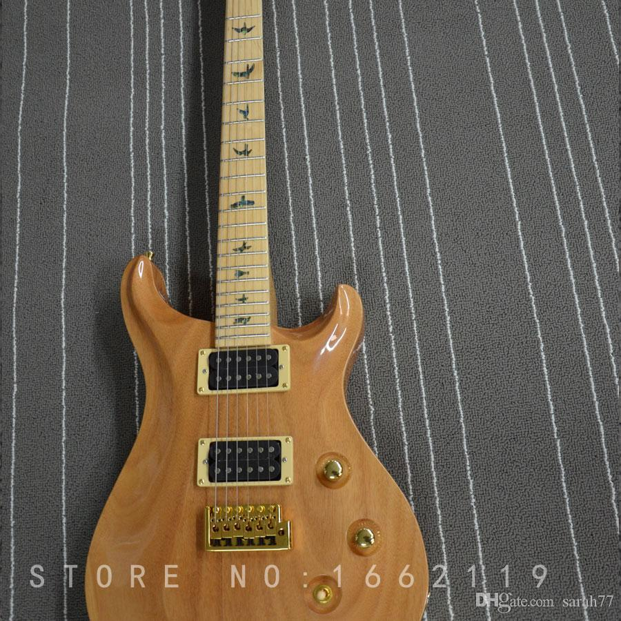 Factory custom free shipping 6 strings electric guitar with maple fingerboard basswood body musical instrument Shop