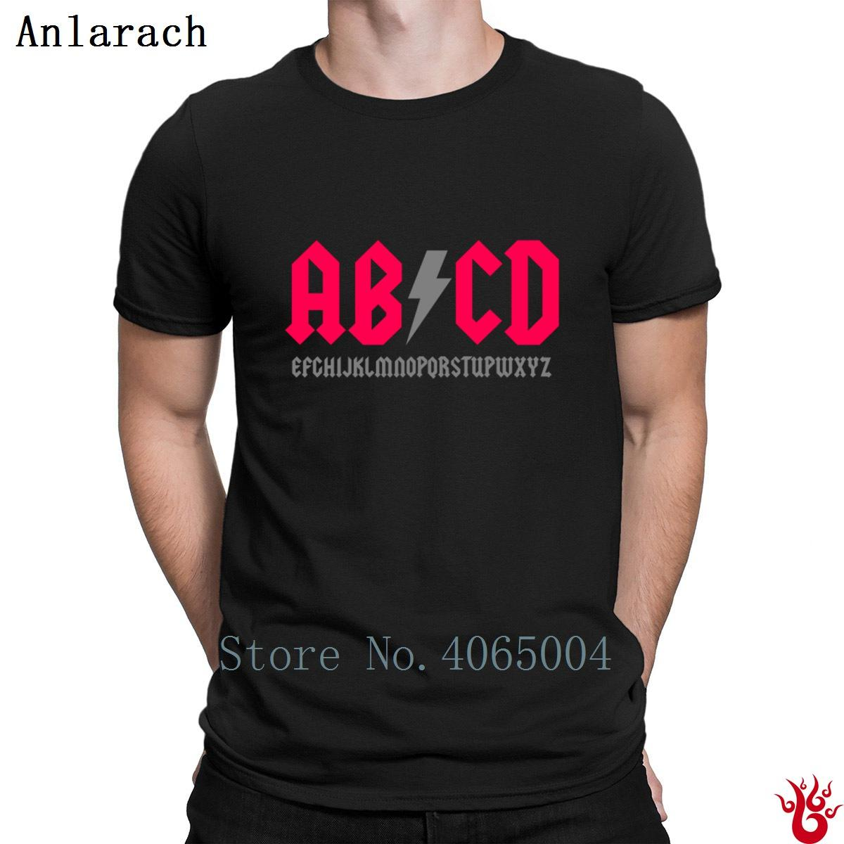 Abcd Parody T-Shirt Normal Cotton Printed Hip Hop Men's Tshirt 2018 Anti-Wrinkle New Fashion S-3xl Leisure