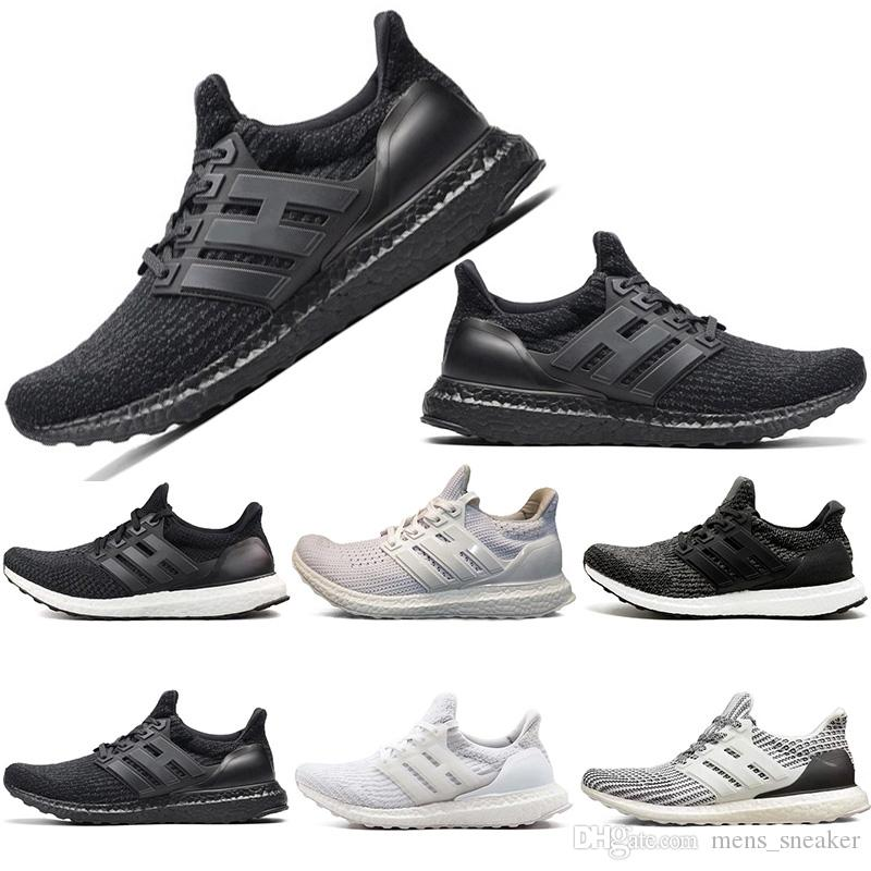 b7523038863 Original Quality Women Running Shoes Ultra 4.0 Oreo Triple Black ...