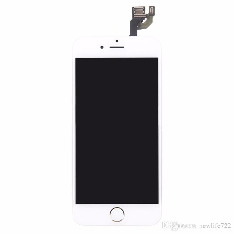 No Dead Pixels For Iphone 6 Plus 5.5inch Full Screen Replacement Touch Screen Digitizer LCD Display With Front Camera Home Button