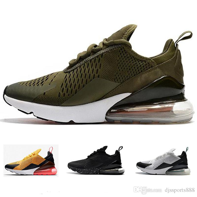494ad4308 ... Nike Air Max 270 Kpu Hombres Casuales Mujeres Zapatos De Plástico  Barato 270 S Mens Formación Al Aire Libre Zapatos De Alta Calidad Tamaño 40  45 Envío ...