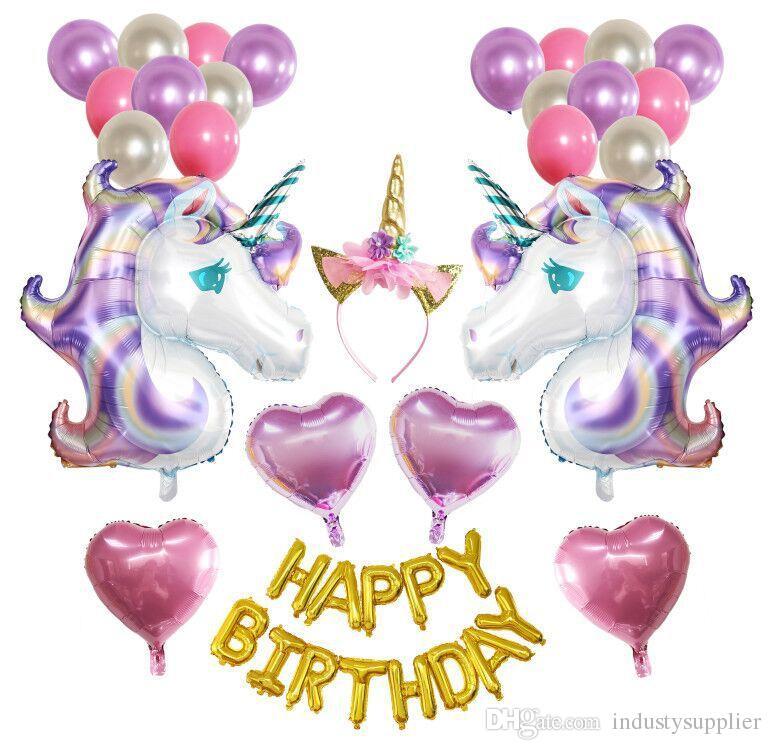 Großhandel Latex Ballon Party Supplies Kinder Geburtstag Party