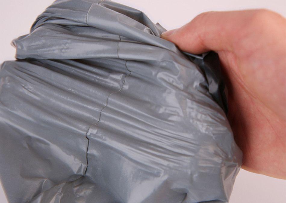 عالية الجودة 17x29 سنتيمتر بولي الذاتي ختم الذاتي لاصق اكسبريس الشحن أكياس ساعي بريدية أكياس البلاستيك مغلف ساعي البريد البريدي حقيبة البريد