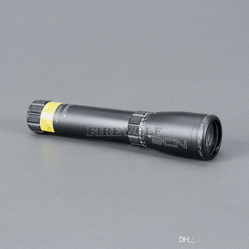 Neue LASER GENETICS ND3 X30 ND30 Langstrecken-Green Laser Designator w / Einstellbare Scope Mount Jagd