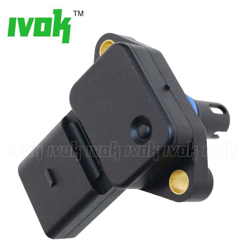 1 Bar Manifold Pressure MAP Sensor For Seat Arosa Cordoba Ibiza Leon Toledo 1.4 1.6 i 036906051D, 036906051, 036 906 051