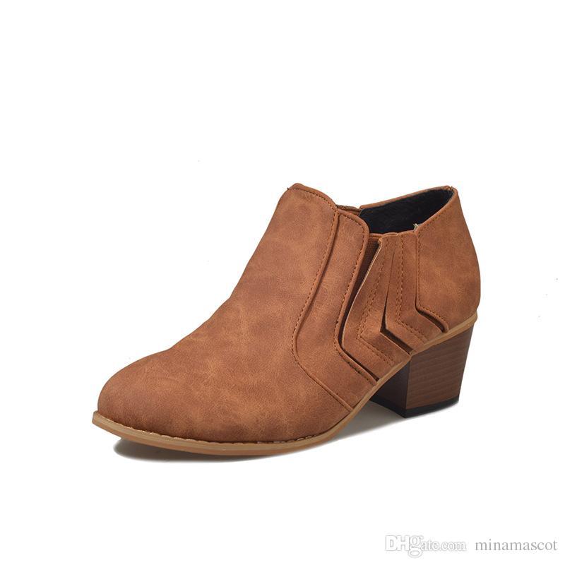 Chaussures Talon Acheter Courtes Hiver Bottes Femme 4wvx8dq7