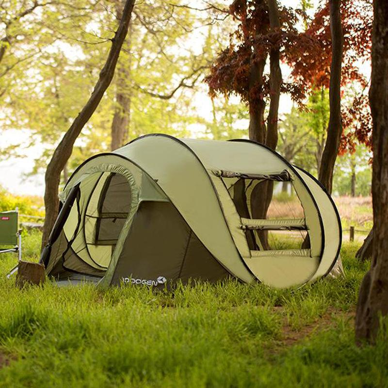 5 Man Pop Up Tent Amp Coleman Sundome 4 Person Tent Sc 1 St