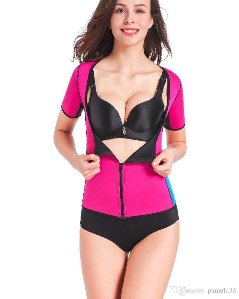 a3fb9ebeb68 2019 Hot Sale Woman Fashion Breast Care Body Sculpting Clothing ...