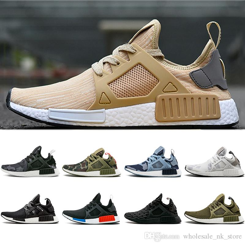 2411e6695a14 With Box XR1 Running Shoes Yellow Wine Red Mastermind Japan Olive ...