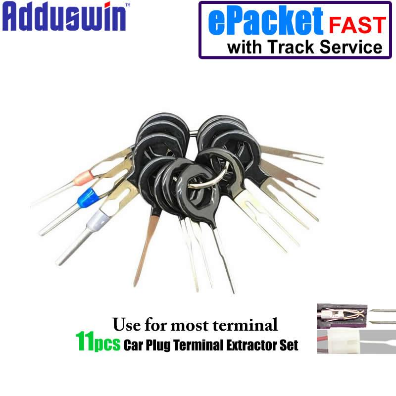 Adduswin Harness Terminal Extractor Pick Connector Crimp Pin Back ...