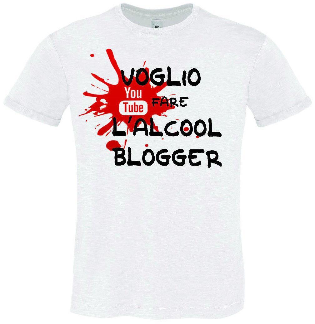d0fad7a5a Compre T SHIRT FELICIDADE UOMO TSHIRT DIVERTENTE VOGLIO LARGA BLOGGER YOUTUBE  Roupas Engraçadas Casuais Camisas De Manga Curta T De Banwanyue4