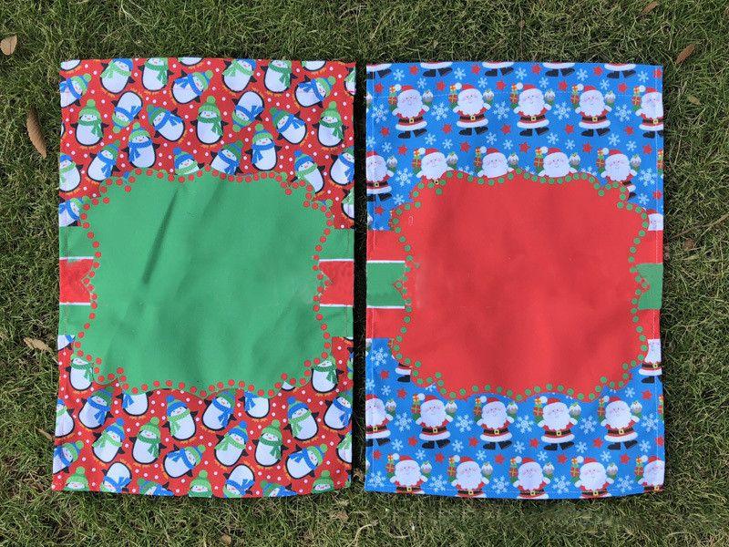 21dd316e6ae8fb 40*30cm Garden Flag Christmas Home Outdoor DIY Decorations Hanging Garden  Flags Factory Direct Santa Claus Festival Xmas Gifts 3 Styles Garden Flag  ...