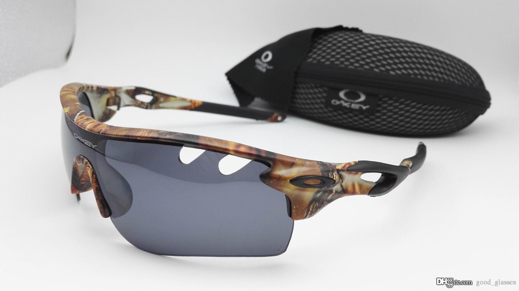 738d36769d New Camo Men Okly Racing H Sunglasses Women Radar Bicycle Brand ...