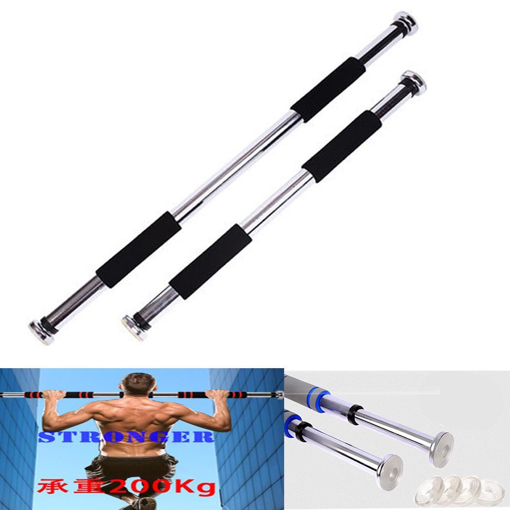 2019 150 200kg Adjustable Door Home Training Bar Exercise Workout