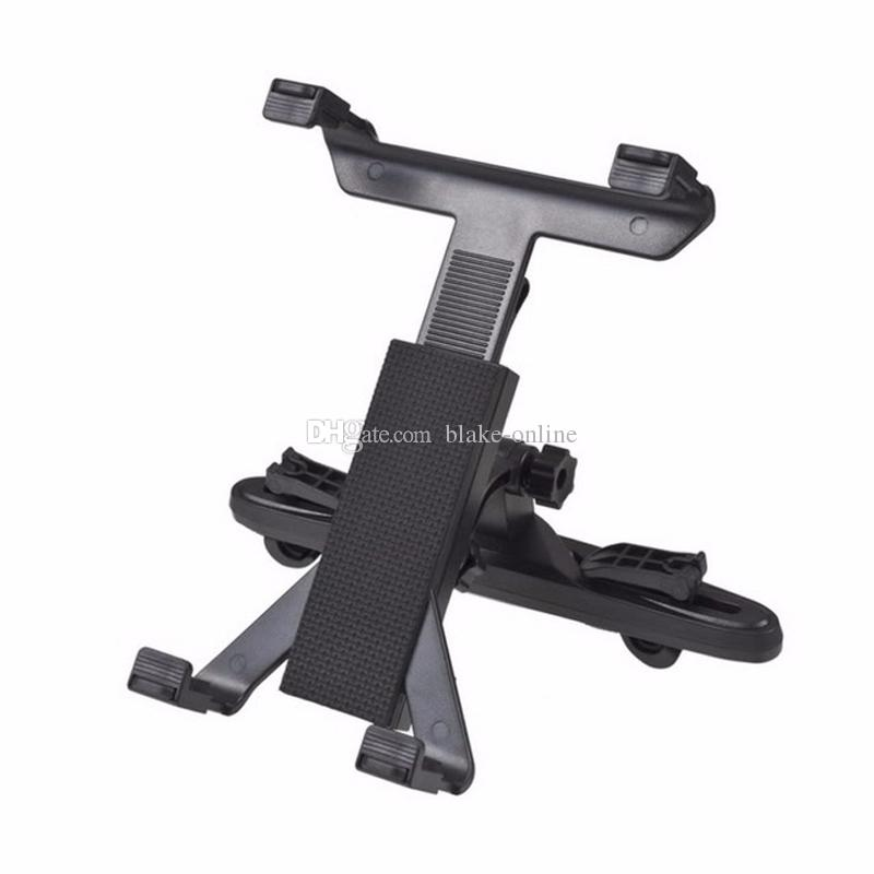 Universal Car Back Seat Headrest Mount Holder 7-12.9 inch Tablet GPS Stand Bracket Backrest Kit for Samsung Galaxy Tab iPad Mini 4