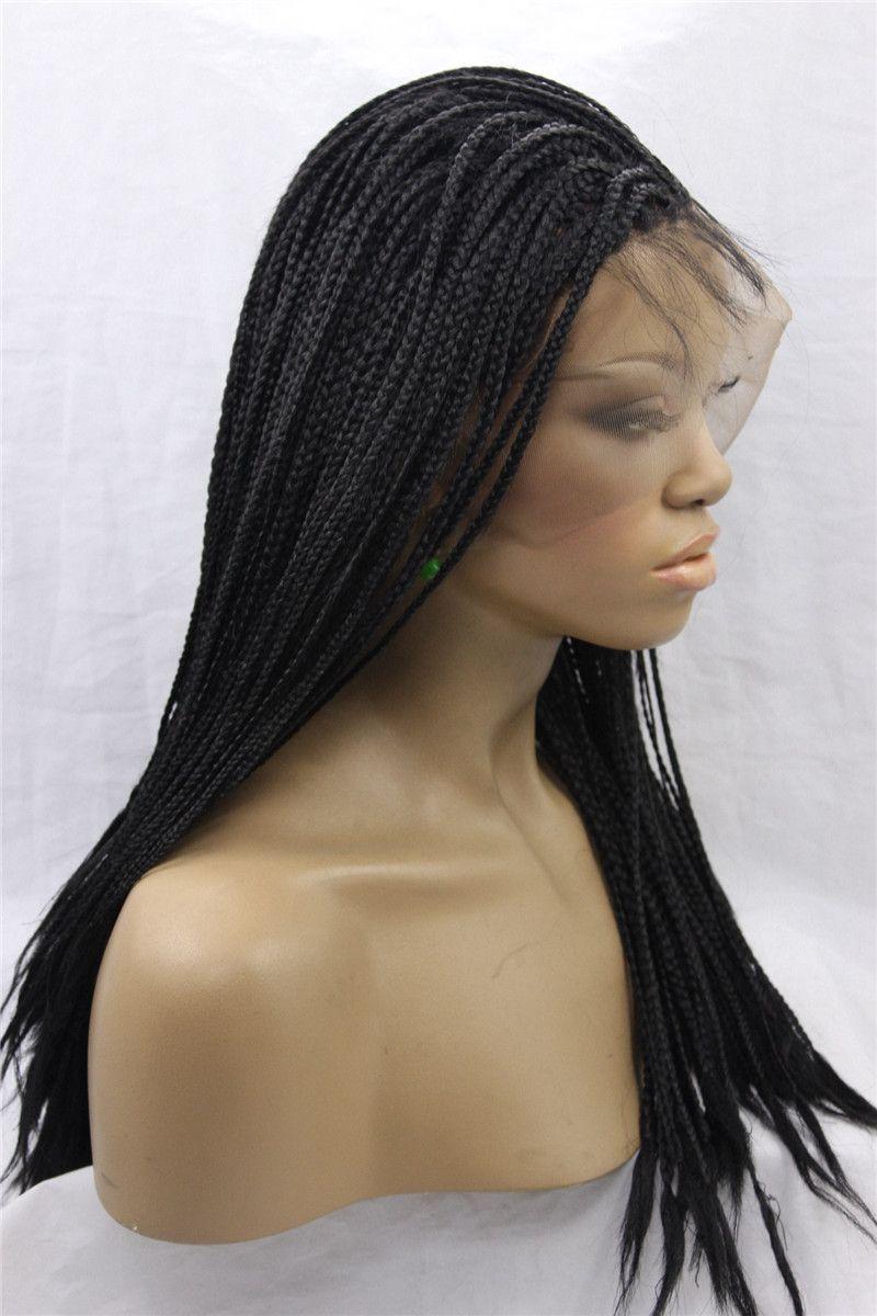 ZhiFan peluca trenzada de encaje 26 pulgadas pelucas de encaje mujeres blancas de encaje pelucas delanteras envío rápido tapa ajustable para todos DHL ENVÍO GRATIS