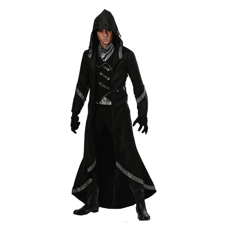 risparmia fino all'80% spedizione gratuita dove posso comprare IREK hot Halloween Costume party cosplay costume Stage Performances  Clothing modern magician costumes