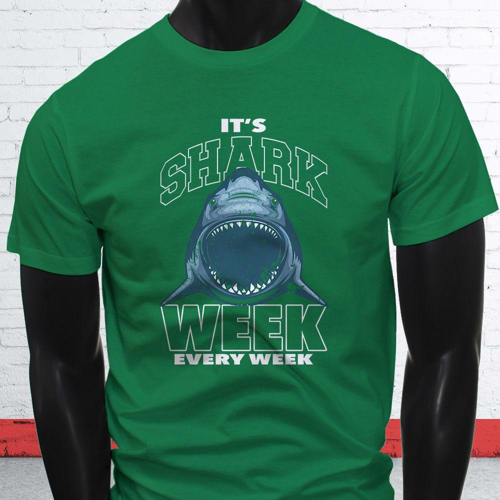 Shark Bite Men 39 S Ringer Shirt