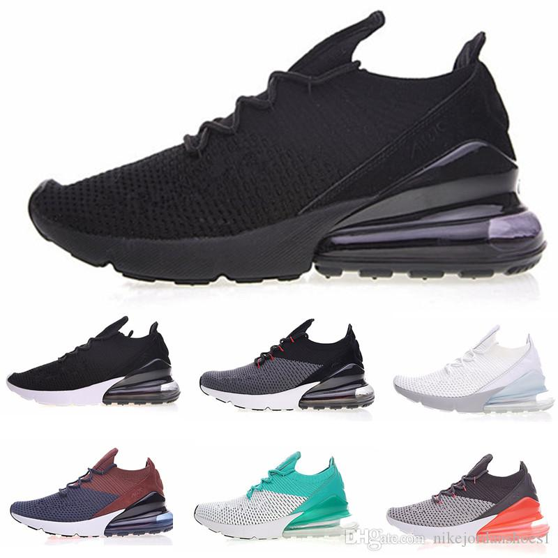 High quality 2018 Casual Shoes 270 Black White Red Yellow Green 27C Cushion Men Women Sports Running Sneakers Eur 36-45 Free shipping limited edition for sale buy cheap footlocker pictures 2MXbBWTBw