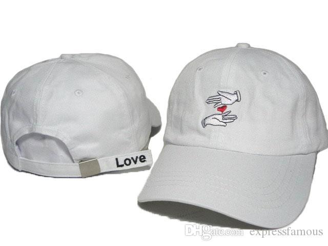 New fashion underair dad snapback caps sleepyslip love adjustable baseball cap bones cotton hats for men women never ever embroidery sun hat