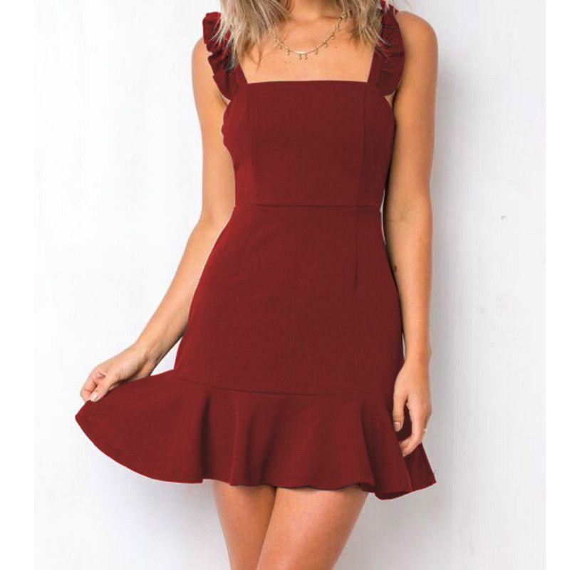 732665b808d Cheap Casual Dress Skinny Women Best Cheap Women Dresses for Wedding Guest