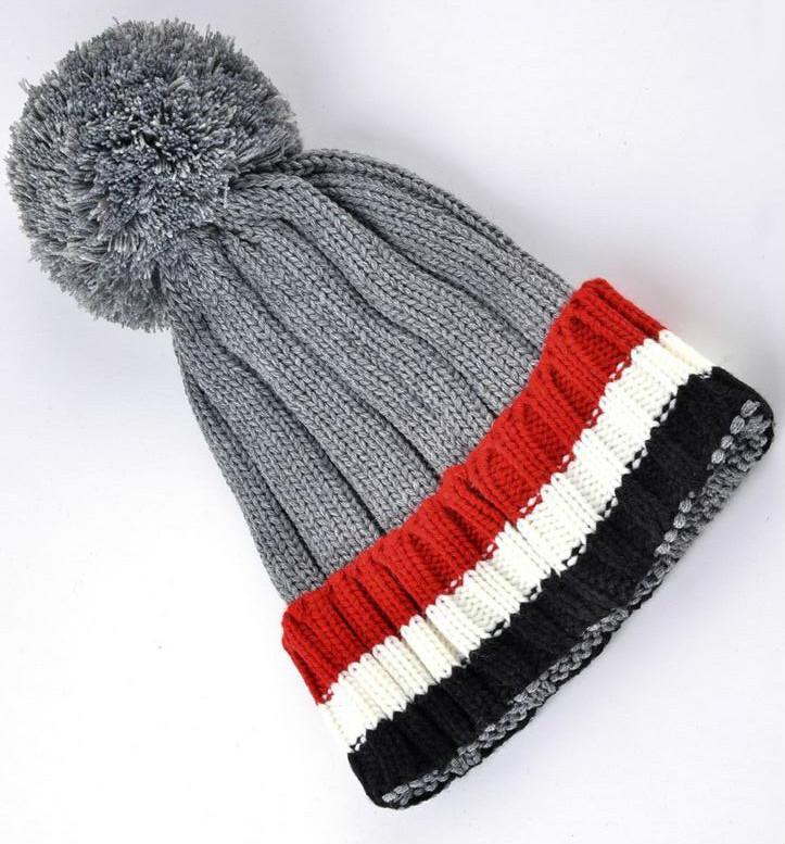 9c2880a8f90f8 Fashion Hight Quality Men Women Autumn Winter Sup Beanie Cap Casual ...
