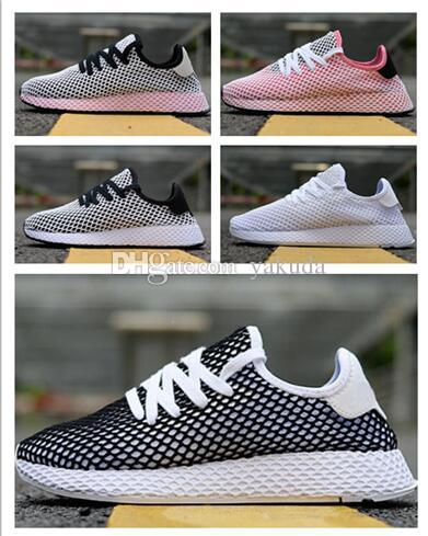 2827b62dc4970 2019 2018 New Popular All The Styles And Colors Of Deerupt Runner Grid  Sports Running Shoes