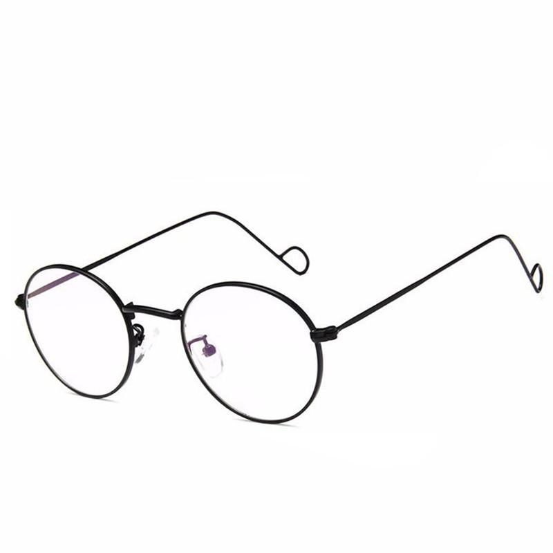 985237e467 2019 Metal Aviation Medium Sun Glasses Frame Men Pilot Spectacles For Prescription  Sunglasses Driving Multifocal Lenses From Gocan