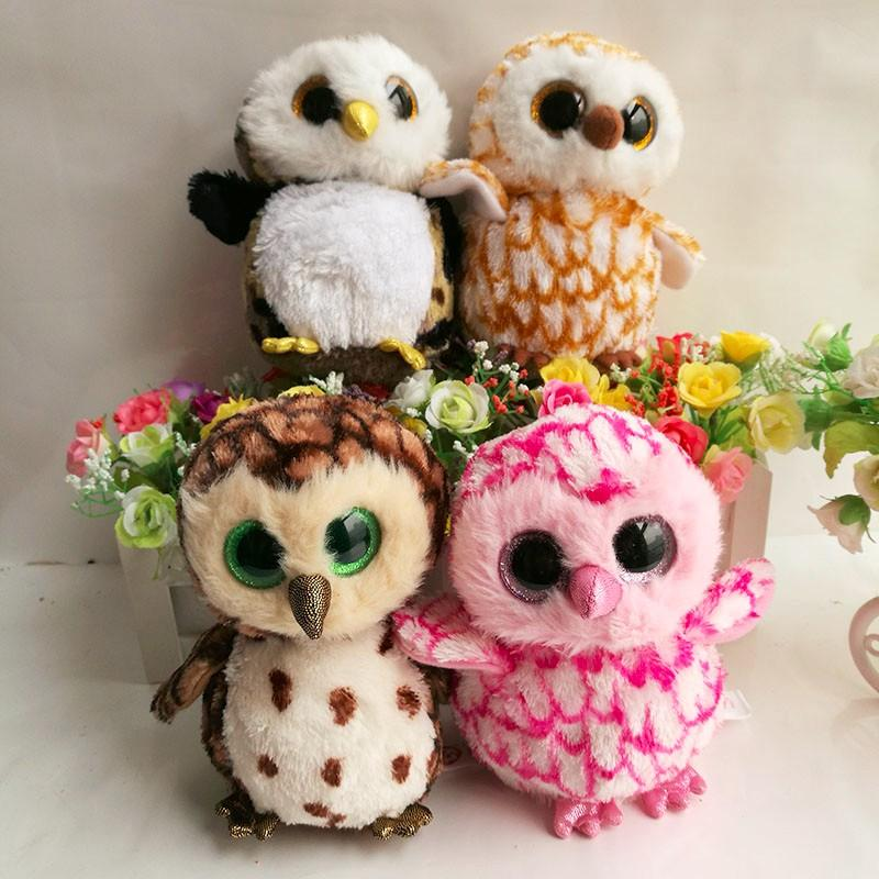 9bc79823c8d Owliver Owl TY BEANIE BOOS 15CM Owl Owlee Yago Pinky UK 2019 From Coolhi