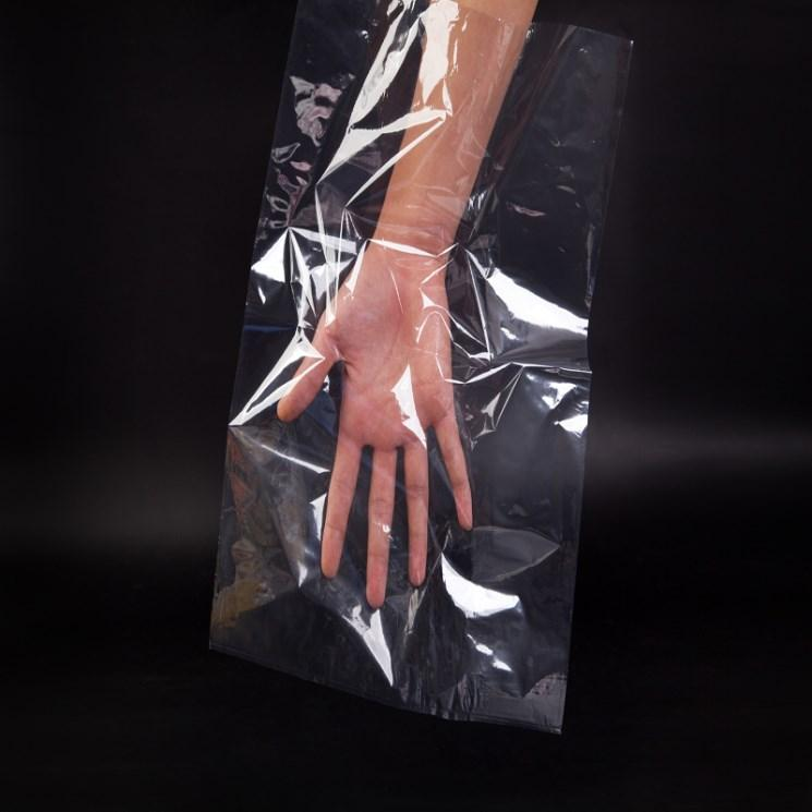 Pvc heat shrink bags/ big size heat seal packing bag Electronic product protection film Dust-proof film