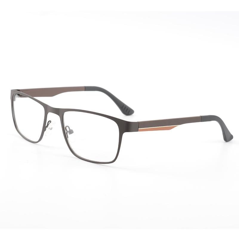 143bf58077 2019 Metal Computer Glasses Men Rectangular Optical Clear Designer Myopia  Brand Eyewear Frame Really High Quality From Shuidianba