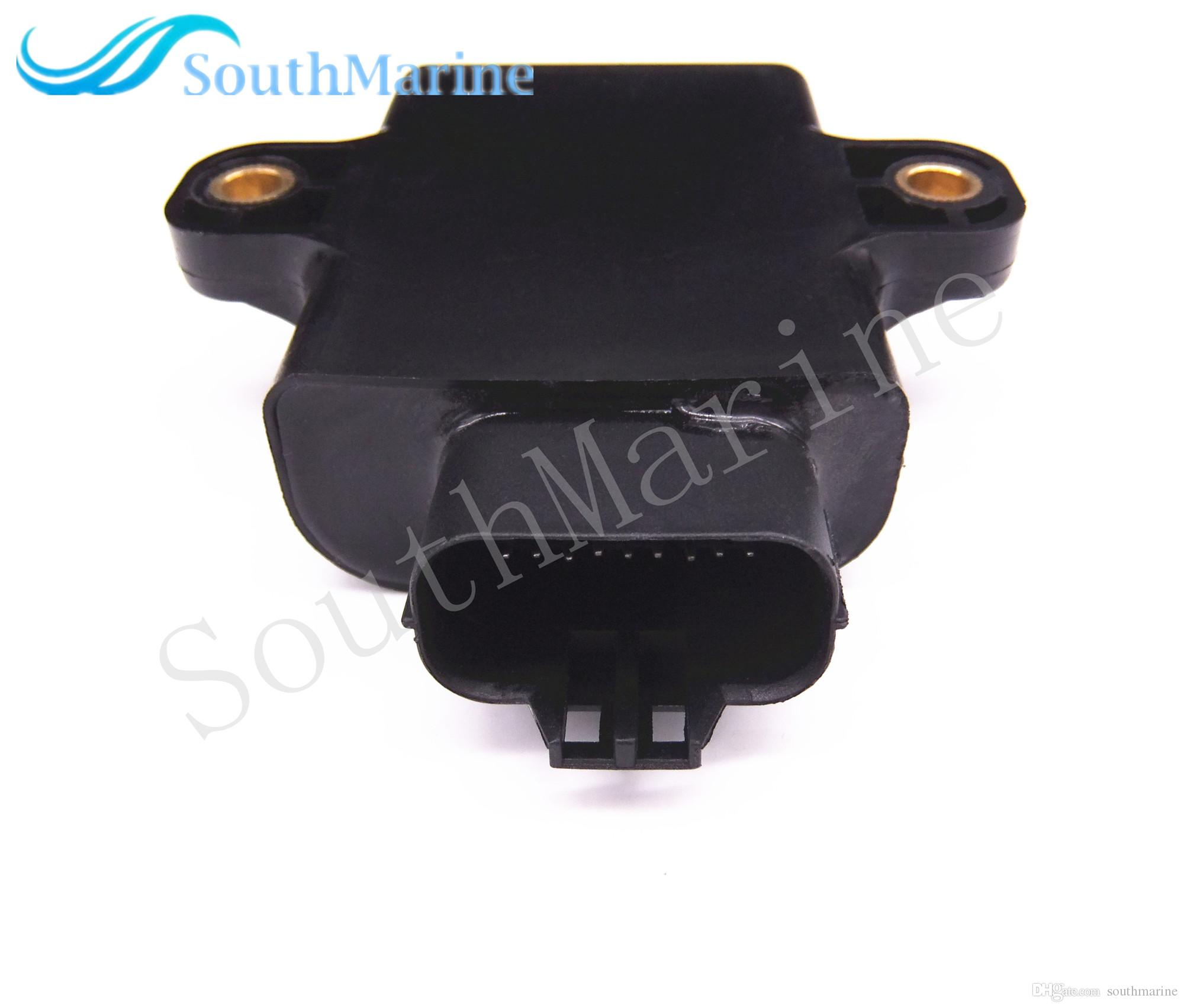 Boat Motor F20-05000300 CDI Unit Assembly for Parsun HDX 4-Stroke F20A F15A Outboard Engine C.D.I UNIT