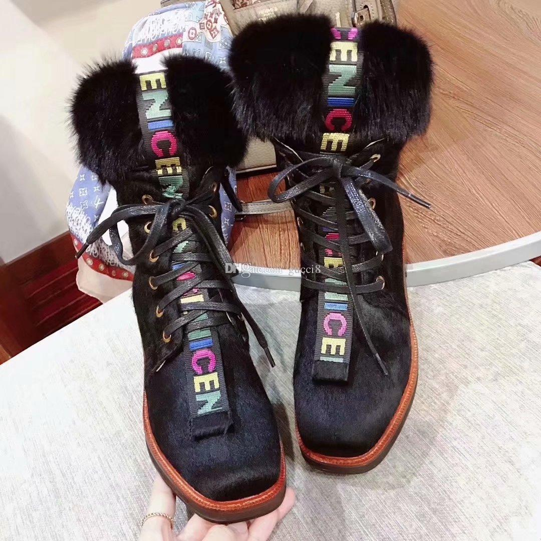 New Letter Boots Snow Horse 2019 Acquista Da Stivali Winter Fur xqY0SXTw