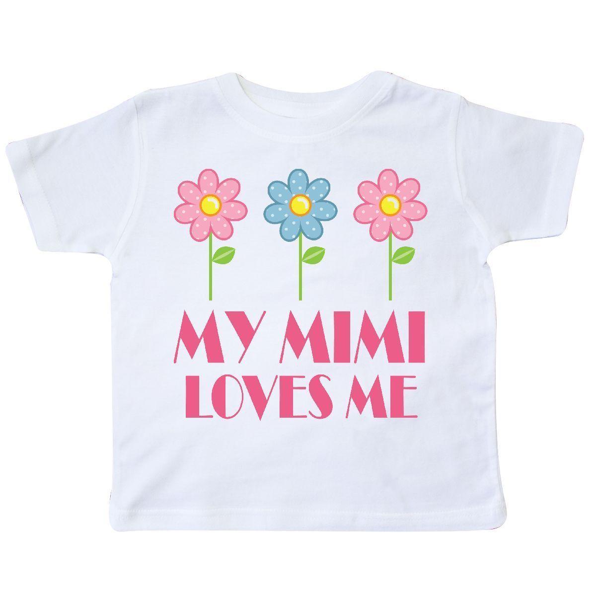 inktastic My SAVTA Loves Me with Bigfoot Baby T-Shirt